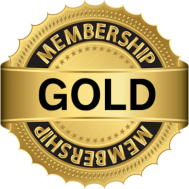 #3 - Gold Membership - $65 store credit