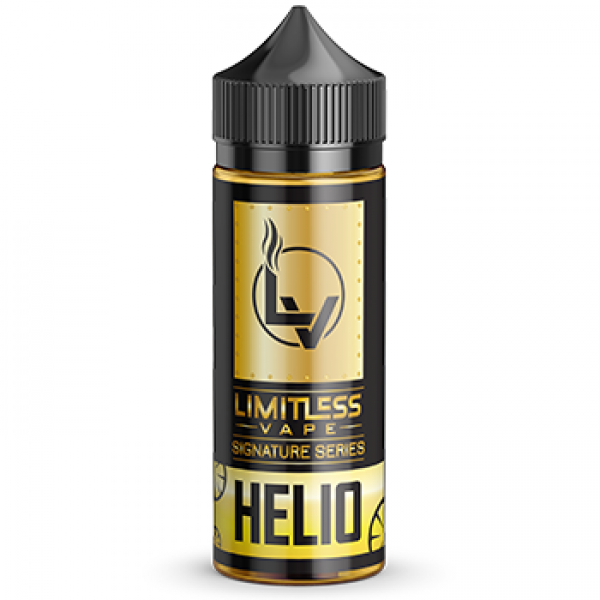 Limitless Vape E-Juice - Helio Signature Series Flavour