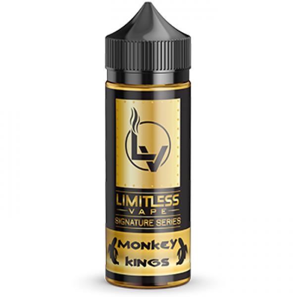 Limitless Vape E-Juice - Monkey Kings Signature Series Flavour