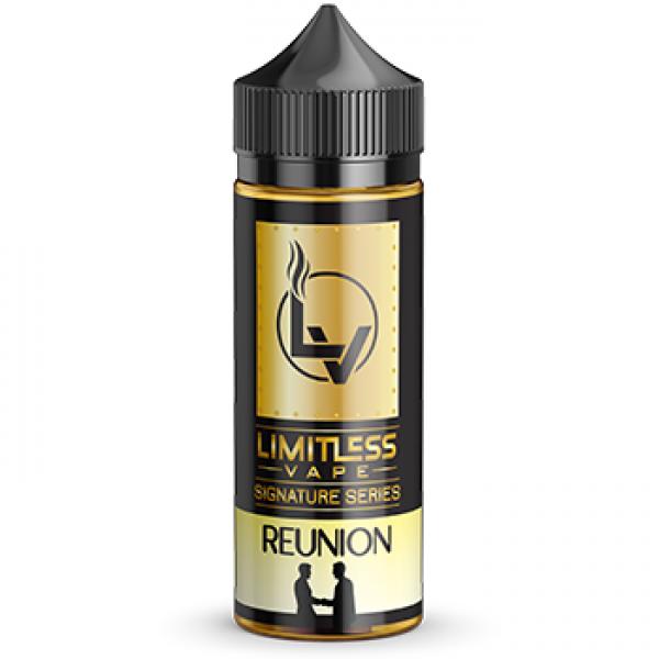 Limitless Vape E-Juice - Reunion Signature Series Flavour