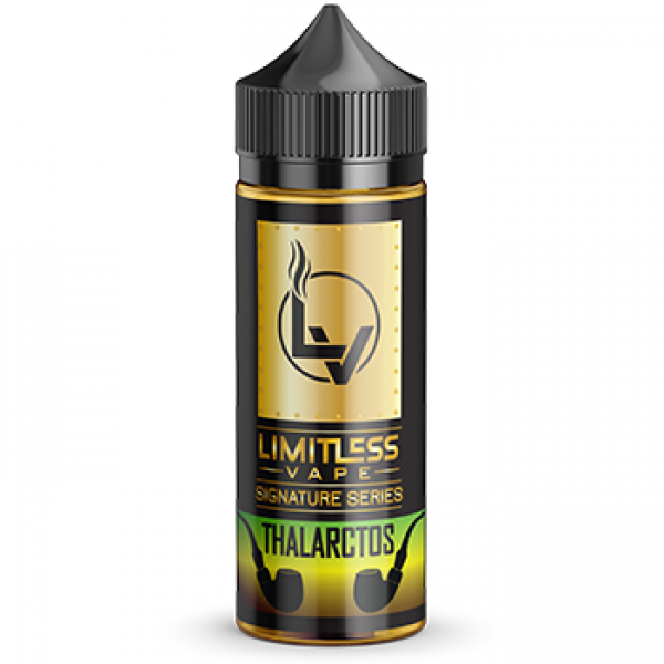 Limitless Vape E-Juice - Thalarctos Signature Series Flavour