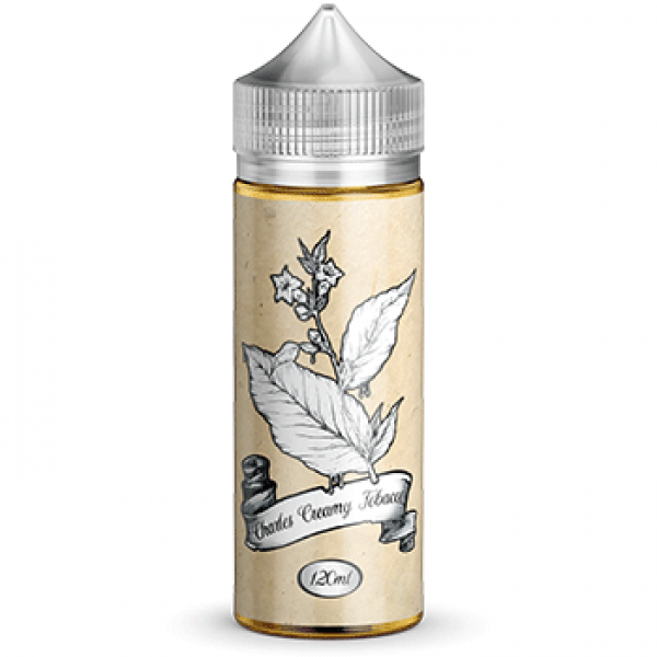 Charles Creamy Tobacco E-Juice - Limitless Vape Australia