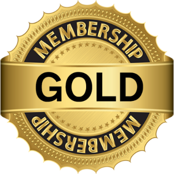 #3 - Gold Membership - $250 store credit